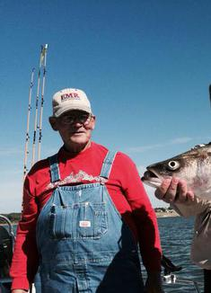 Lake texoma fishing with faulkners gordonville tx 76245 for Texoma fishing license